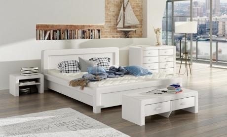 łóżko Tapicerowane Klasyczne 80218