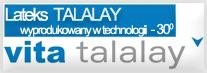 technologia produkcji lateksu talalay